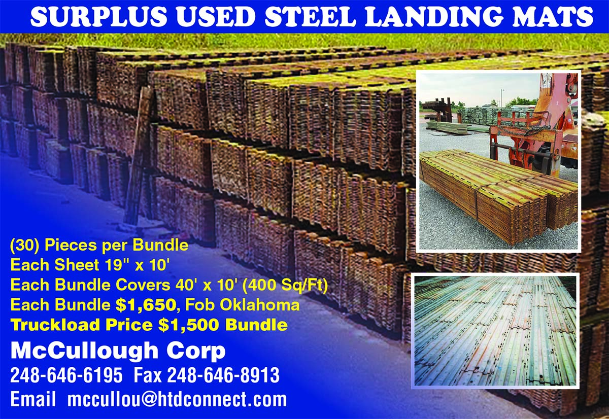 Used Steel Landing Mats Archives